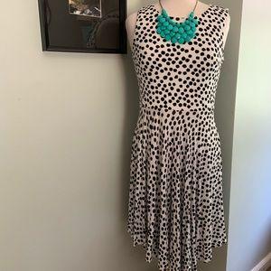 LOFT Dresses - Loft Polka Dot Dress
